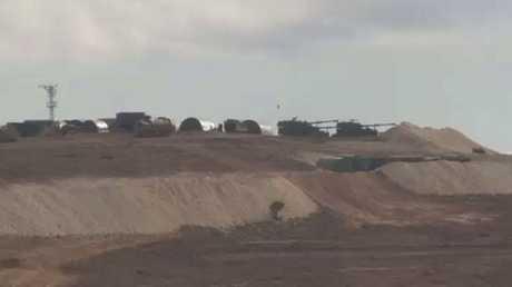 تحضيرات تركية لعملية عسكرية في عفرين