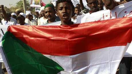 احتجاجات سابقة في السودان