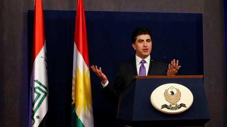 نيجرفان بارزاني رئيس حكومة إقليم كردستان العراق