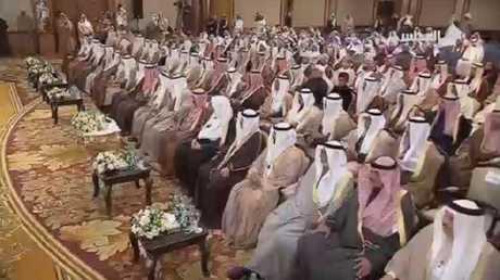 لقاء الكويت لرؤساء البرلمانات الخليجية