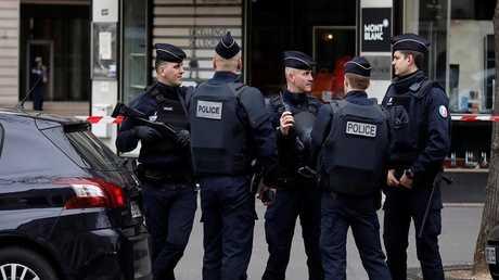 الأمن الفرنسي - أرشيف