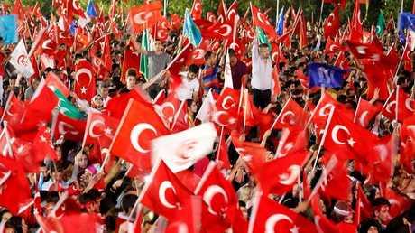العاصمة التركية أنقرة - أرشيف