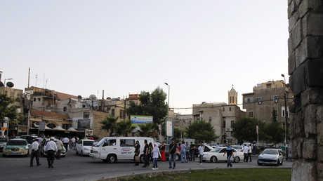باب توما في دمشق