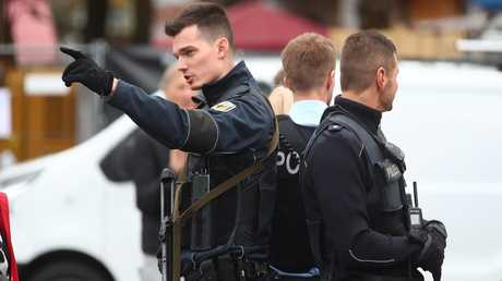 قوات الأمن الألماني