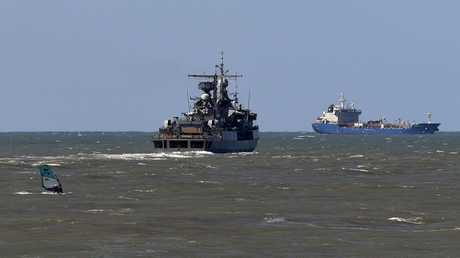 """أرشيف - عملية البحث عن الغواصة """"سان خوان"""" الأرجنتينية المفقودة"""