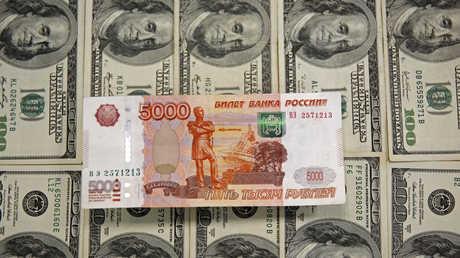 روسيا تزيد وتيرة شراء العملات الأجنبية في السوق المحلية