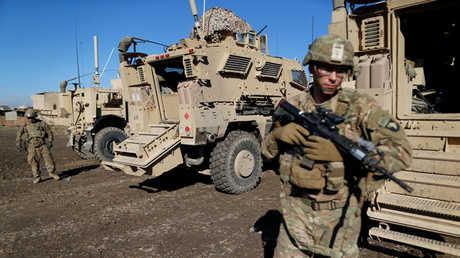 جنود أمريكيين في الموصل