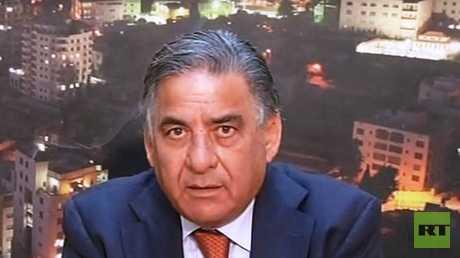 عضو المجلس المركزي لمنظمة التحرير الفلسطينية نبيل عمرو