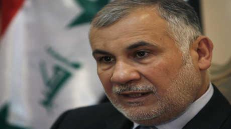 وزير التجارة العراقي الأسبق عبد الفلاح السوداني