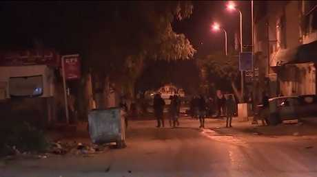 الجيش التونسي يكثف انتشاره في عدة مدن