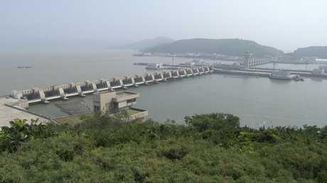 مدينة نامبو الساحلية، كوريا الشمالية 12 أغسطس 2005