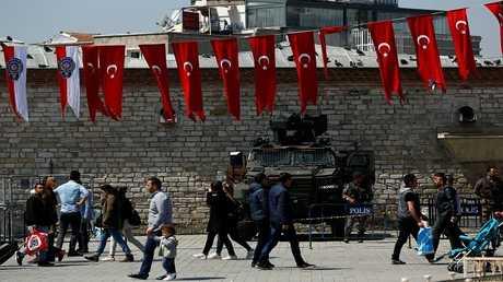 صورة أرشيفة- تركيا