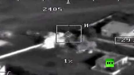 تدمير مستودع للطائرات المسيرة في محافظة إدلب