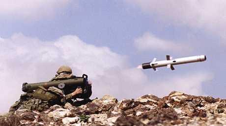 """صاروخ """"سبايك"""" (صورة من الأرشيف)"""