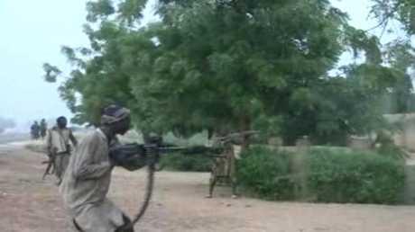 أرشيف - مسلحو بوكو حرام يشنون هجوما على موقع لقوات الأمن النيجيرية