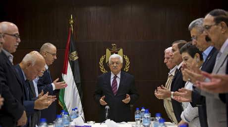 اللجنة المركزية لمنظمة التحرير
