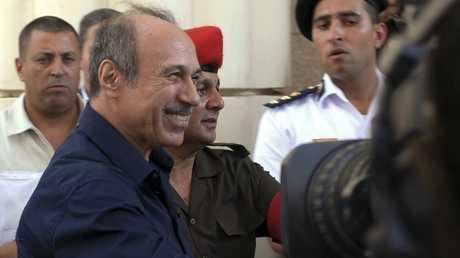 وزير الداخلية المصري الأسبق اللواء حبيب العادلي