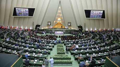 البرلمان الإيراني، طهران، 5 أغسطس 2017