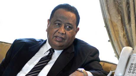 وزير الخارجية السوداني، إبراهيم غندور