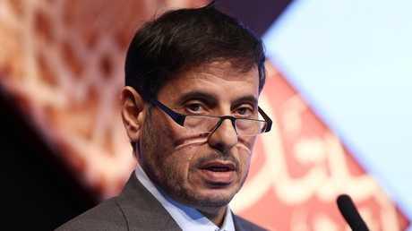 رئيس مجلس الوزراء ووزير الداخلية القطري الشيخ عبد الله بن ناصر بن خليفة آل ثاني