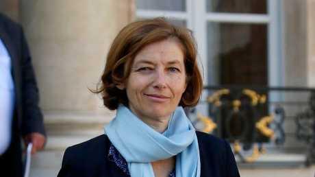 وزيرة الدفاع الفرنسية، فلورانس بارلي - إرشيف