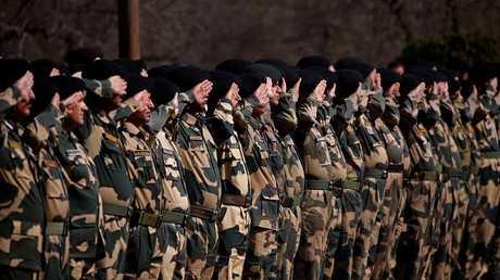 عناصر من القوات الهندية