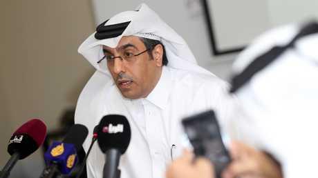 علي بن صميخ المري، رئيس اللجنة الوطنية لحقوق الإنسان في قطر