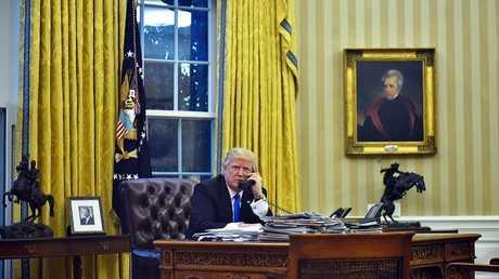 الرئيس الأمريكي دونالد ترامب، أرشيف
