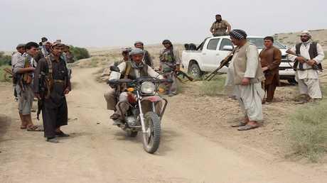 مسلحون تابعون لحركة طالبان في أفغانستان