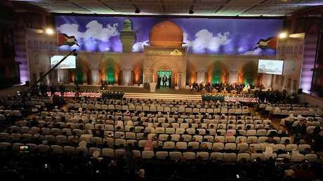 مؤتمر الأزهر حول القدس، القاهرة، مصر، 17 يناير 2018