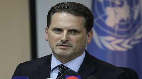 بيير كراهينبول المفوض العام لوكالة الأونروا