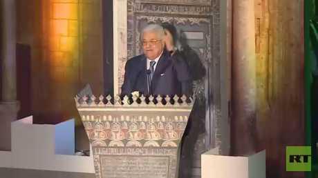 عباس: سنلجأ إلى كل الخيارات إلا الإرهاب