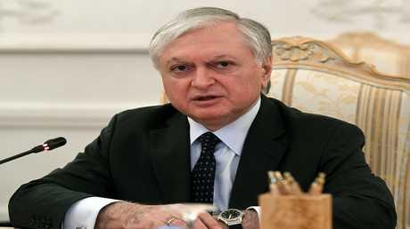 وزير خارجية أرمينيا إدوارد نالبانديان