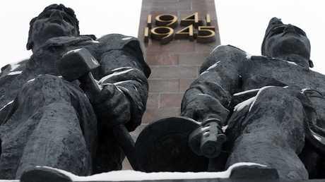 نصب تذكاري تخليدا للمدافعين عن لينينغراد