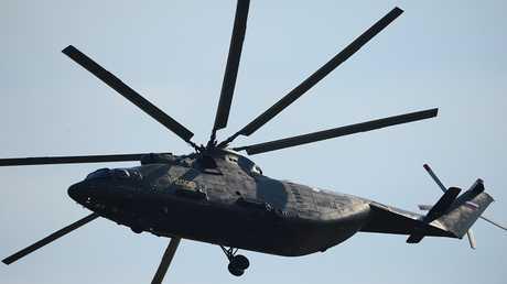 الطائرة المروحية مي 26 تي 2 - أرشيف
