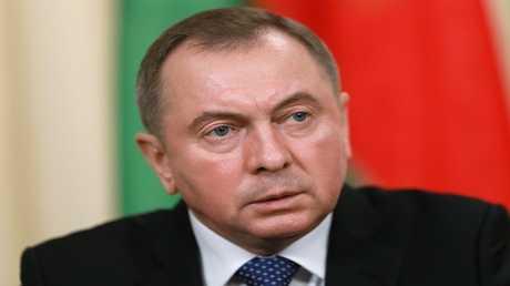 وزير خارجية بيلاروس فلاديمير ماكيه