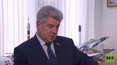 لقاء خاض مع قائد العملية العسكرية الروسية في سوريا فيكتور بونداريف