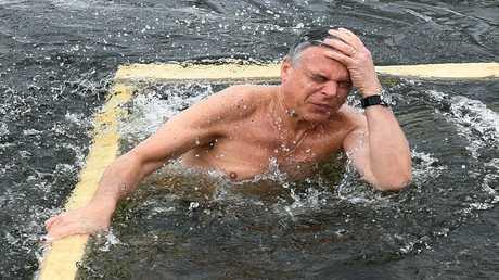 السفير الأمريكي في روسيا جون هنتسمان