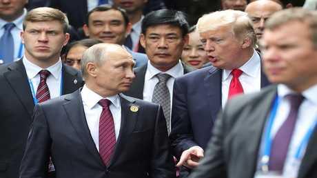 الكرملين: لا يوجد تحضيرات للقاء بوتين وترامب