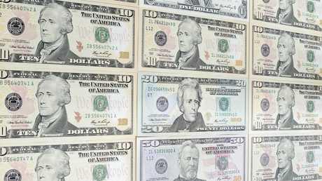 الدولارات الأمريكية