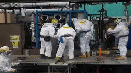 اكتشاف وقود نووي منصهر داخل مفاعل فوكوشيما الثاني
