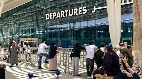 مطار القاهرة (صورة من الأرشيف)