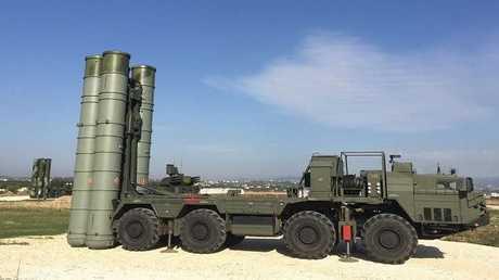 منظومة دفاع جوي صاروخية