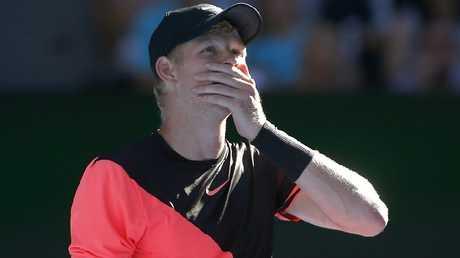 إدموند يواصل مفاجآته في أستراليا المفتوحة