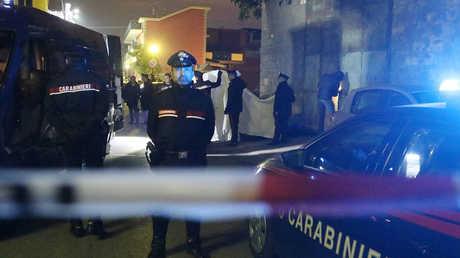 الشرطة الإيطالية - صورة أرشيفية
