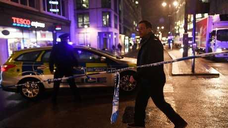 إغلاق طرق وإخلاء مواطنين وسط لندن بسبب تسرب غازي