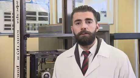 أردني يطور طريقة آمنة لفحص المفاعلات النووية