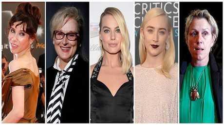 قائمة المرشحات لفئة أفضل ممثلة في جوائز الأوسكار