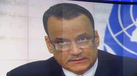 ردود بصنعاء على تخلي ولد الشيخ عن منصبه