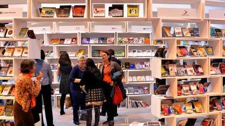معرض باريس للكتاب 2014